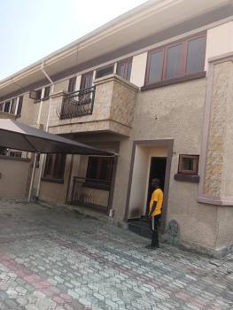 Clean and Luxurious 4 Bedroom Duplex, Osapa London, Osapa, Lekki, Lagos, Semi-detached Duplex for Rent