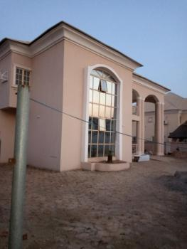 Standard 4 Bedroom Duplex with Bq Space, Cbn Estate, Apo, Abuja, Detached Duplex for Sale