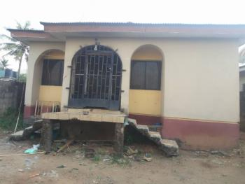 3 Bedroom Bungalow on Half Plot with 2 Commercial Stores., Oke Eletu, Ikorodu, Lagos, Detached Bungalow for Sale