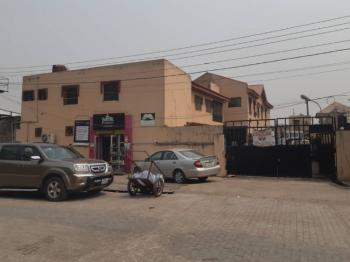Two Units of One Storey Commercial Buildings on 1100sqm, Facing The Oshodi-apapa Expressway Near Ijesha B/stop, Oshodi, Lagos, Commercial Property for Sale
