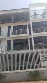 Luxury 3 Bedroom Flats with Excellent Finishing, Onikoyi Off Banana Island, Old Ikoyi, Ikoyi, Lagos, Block of Flats for Sale