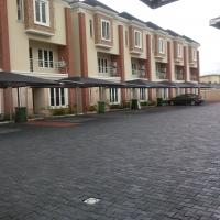 Lovely 4bedroom Duplex with Bq for Sale @ Abiola Court Chevron Lekki, Abiola Court Chevron Drive, Lekki, Lagos, Semi-detached Duplex for Sale