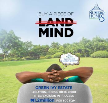 Land, Close to La Campagne Tropicana Beach Resort, Ikegun, Ibeju Lekki, Lagos, Mixed-use Land for Sale