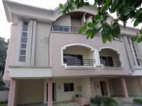 4 Bedroom Terrace House for Lease, Mambilla Estate, Osborne Phase 1, Osborne, Ikoyi, Lagos, Terraced Duplex for Rent