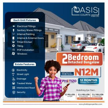 Oasis Court, Epe, Lagos, Detached Bungalow for Sale