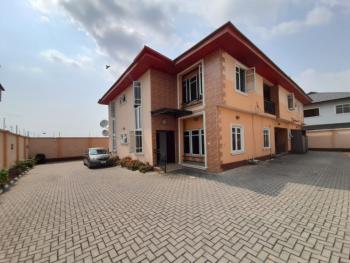 Fantastic and Spacious (4)bedroom Duplex with a Room Boys Quarter, Gra, Ogudu, Lagos, Semi-detached Duplex for Rent