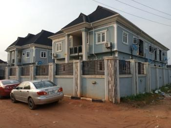 Nicely Built Room and Parlour Self Contained, Off Winners, Off Ewabogun Road, Benin, Oredo, Edo, Flat for Rent