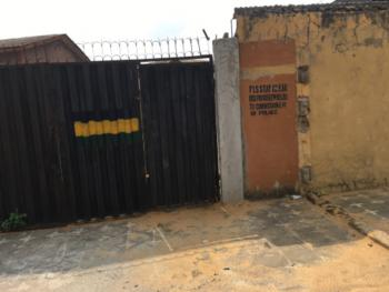 Full Plot of Land with Bungalow/half Sellable, Beckley Estate, Abule Egba, Agege, Lagos, Residential Land for Sale