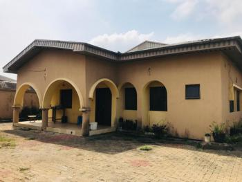 a Standard 4 Bedroom Flat Bungalow with Receipt and Survey, Adexson, Igando Exis, Akesan, Alimosho, Lagos, Detached Bungalow for Sale