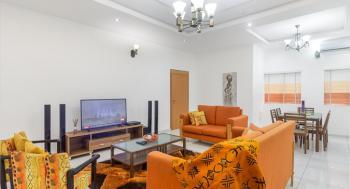 Orange 3 Bedrooms Apartment with Pool and Gym, Modupe Odunlami Street, Lekki, Lagos, Flat / Apartment Short Let