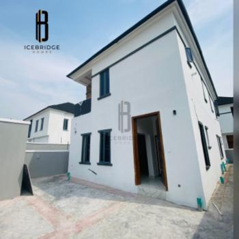 Brand New Spacious 4 Bedroom Detached Duplex with Bq, Idado, Lekki, Lagos, Detached Duplex for Sale