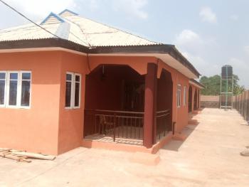 2 Bedroom Flat Apartment, Ewuga, Sagamu, Ogun, Flat / Apartment for Rent