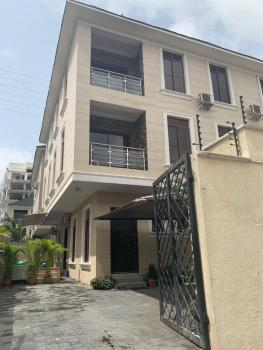 4 Bedroom Semi Detached Duplex with a Room Bq, Off Onikoyi Avenue, Ikoyi, Lagos, Semi-detached Duplex for Sale