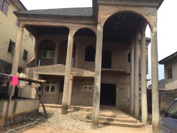 5 Bedroom Uncompleted Duplex, Fagba Iju Road Lagos, Fagba, Agege, Lagos, Detached Duplex for Sale