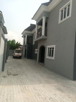 Executive Virgin 3 Bedroom Duplex, Off Pearls Garden Estate Shell Cooperative, Eneka, Port Harcourt, Rivers, Flat for Rent