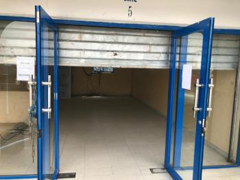 Standard Lock Up Office/shop Space Facing Express, By Demi Okunnu Estate, Jakande, Lekki, Lagos, Shop for Sale