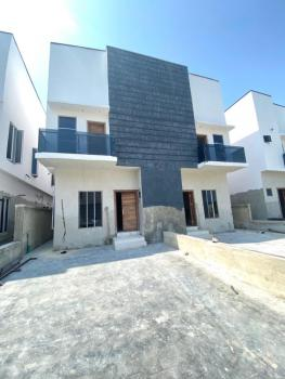 Brand New 4 Bedroom Semi Detached Duplex with a Room Bq, Ikota, Lekki, Lagos, Semi-detached Duplex for Sale