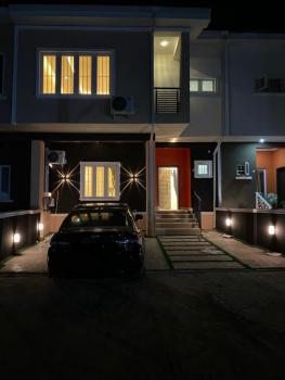 Luxury Apartment, 4 Bedroom Terrace Duplex with Bq in a Lovely Area, Close to Paradise Estate, Life Camp, Abuja, Terraced Duplex for Sale