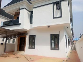 Executive and Luxury 5 Bedroom Fully Detached Duplex with a Room Bq, Chevron, Lekki, Lagos, Detached Duplex for Sale