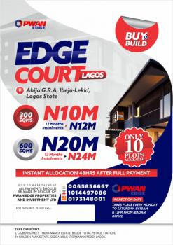 Buy and Build Allocation After 48hours of Full Payment, Edge Court, Abijo, Lekki, Lagos, Residential Land for Sale