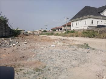 1,165sqm Corner-piece Fenced Land, Off Orchid Road, By 2nd Toll Gate, Chevron, Lekki Expressway, Lekki, Lagos, Mixed-use Land for Sale