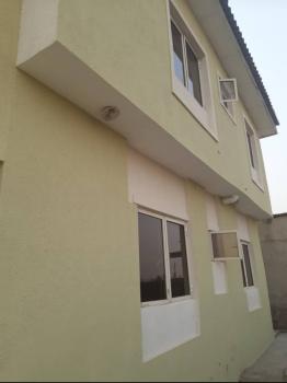 Clean Completed Property. 2 Units of 3 Bedroom, Ogo Oluwa, Adegbayi Area, Off New Ife Road, Egbeda, Oyo, Flat for Sale