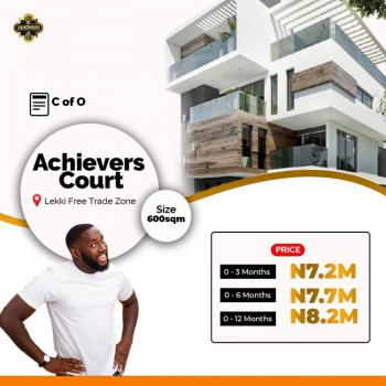 Achievers Court (c of O), Lekki Free Trade Zone, Lekki, Lagos, Residential Land for Sale