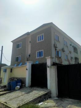 Standard 3 Bedroom Upstairs, Atlantic View Estate, Igbo Efon, Lekki, Lagos, Flat / Apartment for Rent