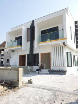 Very Beautiful 4 Bedroom Semi Detached Duplex with Swimming Pool and B, Orchid Road By 2nd Toll Gate Chevron, Lekki, Lagos, Detached Duplex for Sale