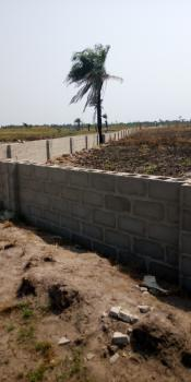 Premium Fence Land in  a Serene Environment, Ode Omi After The La Campangne Tropicana Beach Resort, Ibeju Lekki, Lagos, Residential Land for Sale