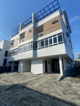 Premium 4 Bedroom Terraced Duplex, Lekki Conservation, Lekki Expressway, Lekki, Lagos, Terraced Duplex for Rent