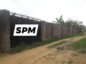 4 Plots of Land for Urgent Sl (1546.975) Sqm, Suitable for Uni Hostel, Opposite,uniport Main Gate,choba Phc, Choba, Port Harcourt, Rivers, Land for Sale