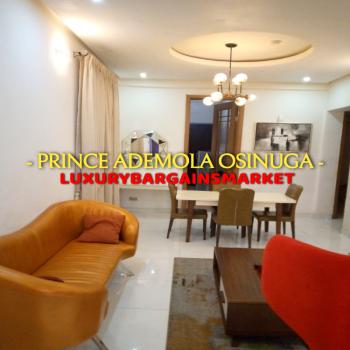 Prince Ademola Osinuga Offers! Furnished Exotic 2 Bedroom Apartments!, Parkview, Ikoyi, Lagos, Flat Short Let