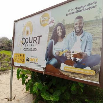 Land, Onyx Court Estate, Magbon Alade, Eleko, Ibeju Lekki, Lagos, Residential Land for Sale