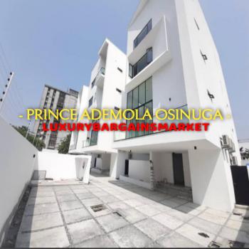 Prince Ademola Osinuga Specials!! Well Built 5 Bedroom Detached House, Old Ikoyi, Ikoyi, Lagos, Detached Duplex for Rent
