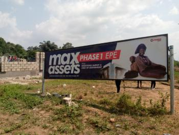 Dry Lands Directly Facing The Express, Ikorodu Road, Epe, Lagos, Land for Sale
