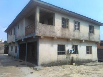 3 Nos Block of Flats of 1 Nos. Storey Building and 2 Bungalows, Omolade Olumuyiwa Street, Ilupeju Estate, Off Ilo-awela Road, Sango Ota, Ogun, Block of Flats for Sale