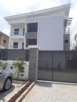 4 Bedroom Serviced Townhouse with Staff Quarters, Osborne Estate Phase 1, Osborne, Ikoyi, Lagos, Terraced Duplex for Sale