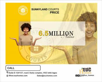 Plots of Prime Estate Land in Good Location, Uptown Courts Extension, 5 Minutes From Dangote Refinery, Osoroko, Ibeju Lekki, Lagos, Residential Land for Sale