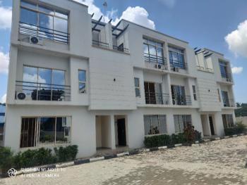 Lovely 8 Units, 4 Bedroom Terraced Duplex + 1 Room Bq, Swimming Pool, Ikeja Gra, Ikeja, Lagos, Terraced Duplex for Sale
