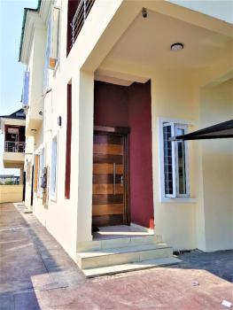 Newly Built Luxury 4 Bedroom Duplex + Bq with Excellent Finishing, Spg, Off Ologolo, Lekki, Lagos, Semi-detached Duplex for Rent