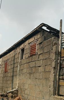 a Bungalow on a Full Plot of Land, Iwaya, Yaba, Lagos, Mixed-use Land for Sale