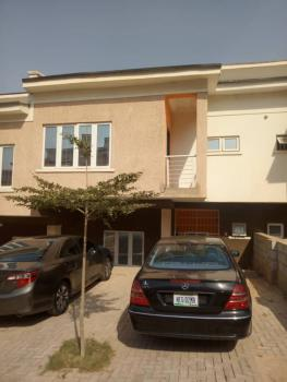 Brand New 3 Bedrooms Terrace with a Room Bq, Paradise Estate, Life Camp, Abuja, Terraced Duplex for Sale