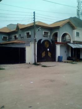 Standard 8 Unit of Apartment with Shop on Full Plot in a Serene Area, Ladipo Shogunle in Estate, Oshodi, Lagos, Block of Flats for Sale