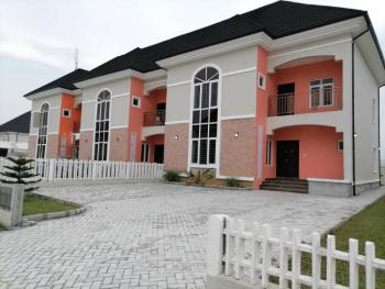 Brand New 3 Bedrooms Semi Detached Terrace Houses with Bq, Reef Court Estate, Off Peter Odili Road, Trans Amadi, Port Harcourt, Rivers, Terraced Duplex for Rent