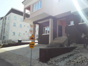 3 Bedroom Terrace with 1 Room Bq, Paradise Estate, Life Camp, Abuja, Terraced Duplex for Sale