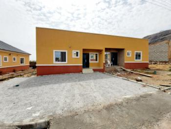 Brand New and Well Located Luxury 2 Bedroom Bungalow in an Estate, Kubwa, Abuja, Semi-detached Bungalow for Sale