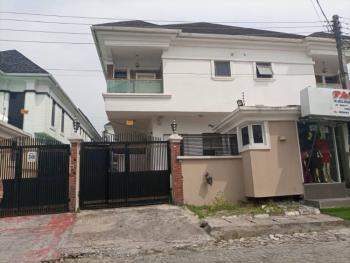Well Maintained 4 Bedrooms Semi Detached Duplex with Bq, Osapa London, Osapa, Lekki, Lagos, Semi-detached Duplex for Rent