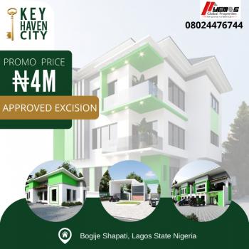 Land, Shapati, Bogije, Ibeju Lekki, Lagos, Residential Land for Sale