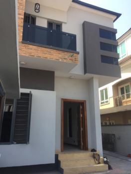 Brand New 4 Bedroom Semi Detached Duplex with Bq, Southern View Estate, Lekki Conservative, Lekki, Lagos, Semi-detached Duplex for Rent